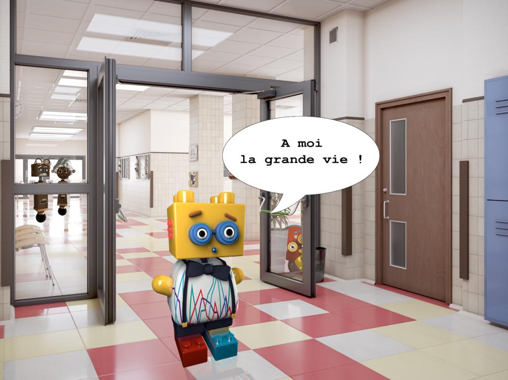 robot flint