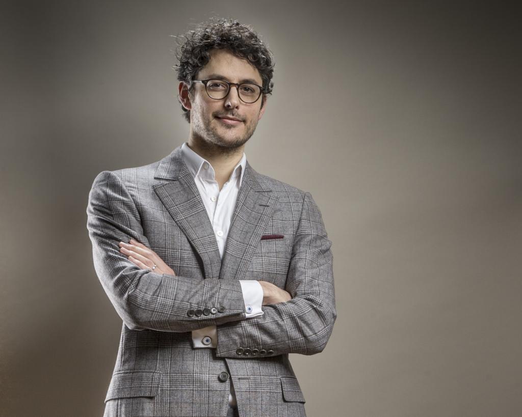 Pierre Queinnec CEO et cofondateur Jenji