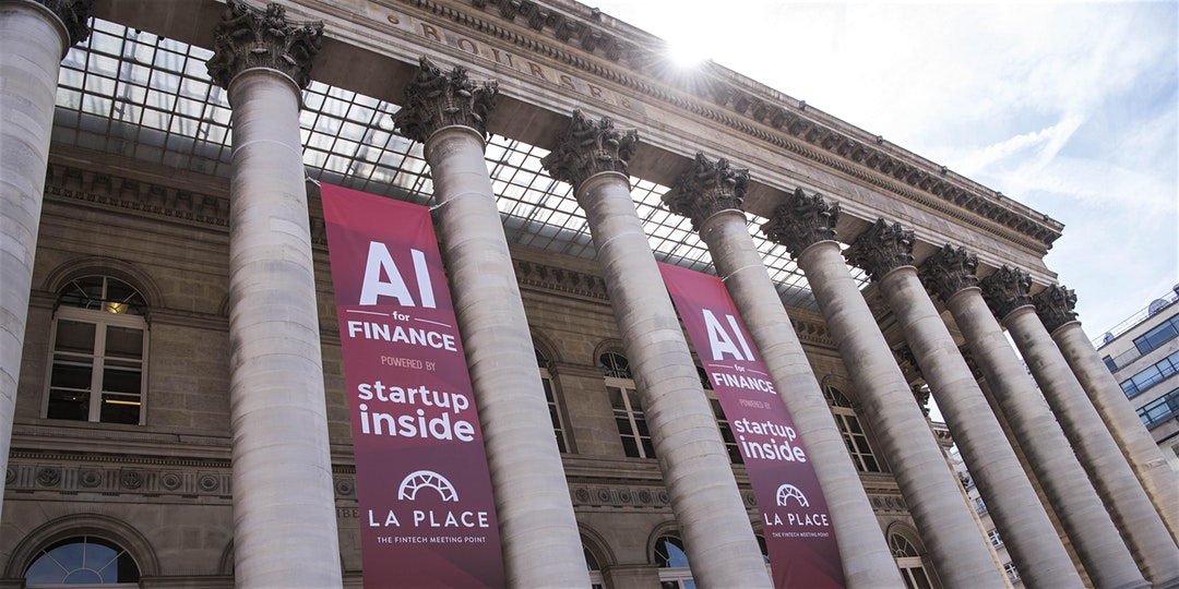 AI FOR FINANCE by StartupInside et LaPlaceFintech