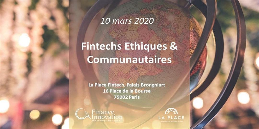 Fintech ethique et communautaire