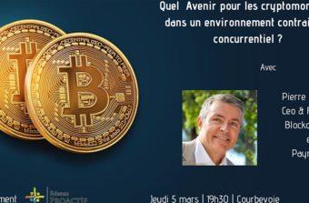 Cryptomonnaie evenement