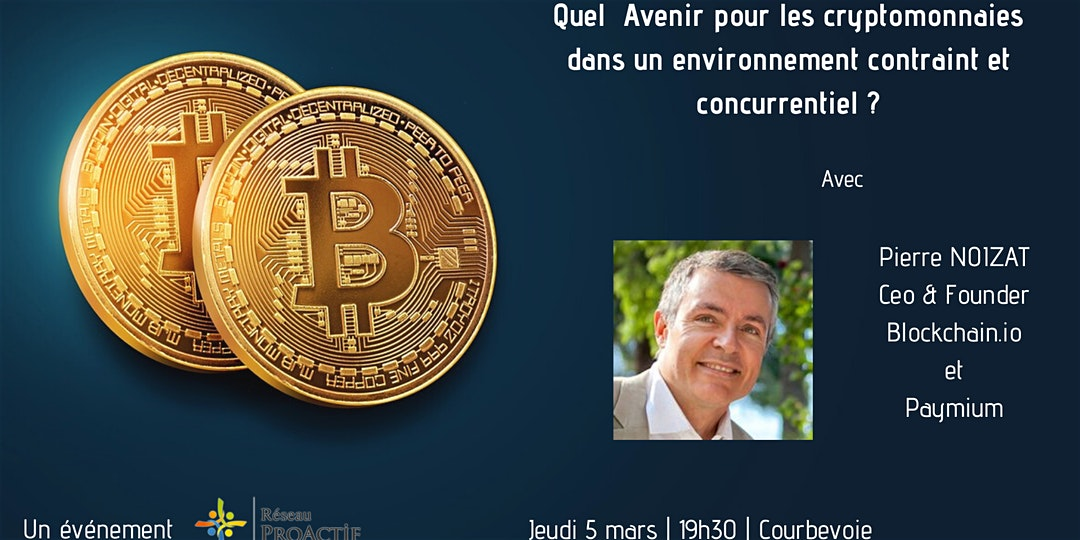 Cryptomonnaie evenement