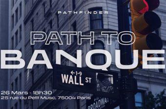 Evenement Path to banque de pathfinder