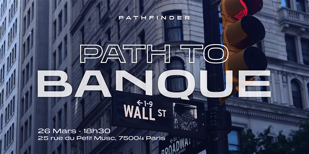 Evenement Path to banque de pathfinder