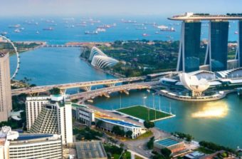 Singapour, innovation financiere et fintech