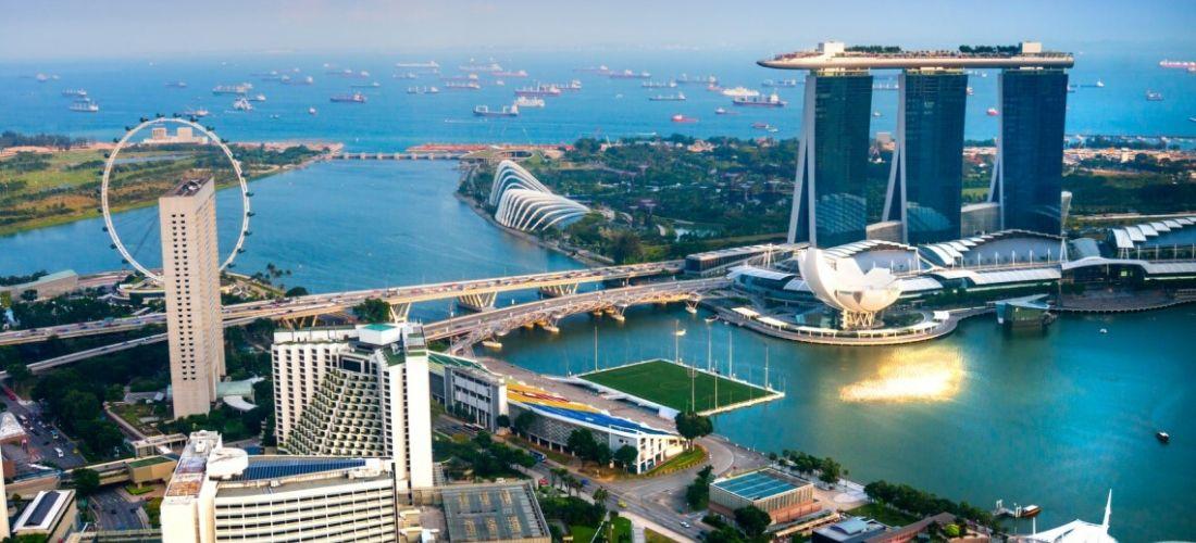 Singapour, innovation financiere et fintech