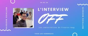 Matthieu Bacquin Self&Innov Interview OFF