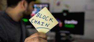 Blockchain cryptomonnaie