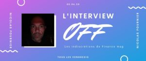 Nicolas Fournier interview OFF