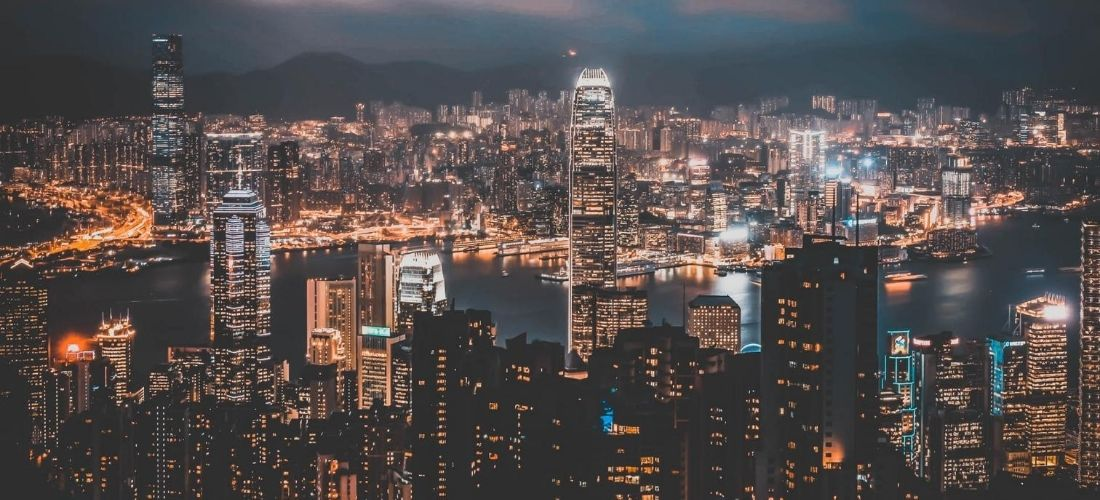 hong kong cryptomonnaie