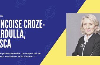 Françoise Croze-Scardulla, ESLSCA